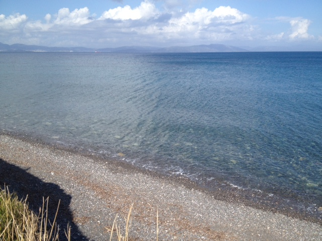 Strand in Psalidi